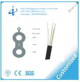 Câble fibre optique plat de baisse de 96 faisceaux avec le mode unitaire