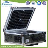 PV 변환장치를 가진 1200W 휴대용 여행 가방 에너지 절약 태양 장비