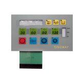 Industrielles Tastaturblock-Membranschalter-flexibles Kreisläuf-Membranen-Testblatt