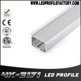 Pn4217 LED 선형 가벼운 알루미늄 단면도