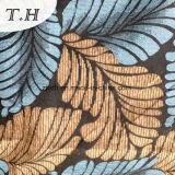 Ткань крышки софы ткани синеля полиэфира