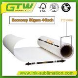 Tamaño de rollo Fj90GSM de transferencia por sublimación de tinta de sublimación de papel para imprimir