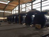 Fabricante chinês do bloco de pouco peso ventilado esterilizado do concreto AAC para o mercado indiano