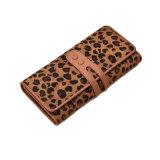 숙녀 가짜 모피 지갑 지갑 카드 소지자 Wzx1409