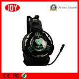 écouteur de stéréo d'écouteur de coutume de 3.5mm