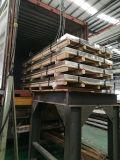 Stock Usine de feuilles et bobines en acier inoxydable 201 no 4 pour les puits de la fabrication de finition