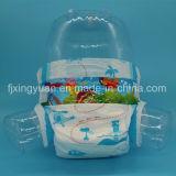 中国からのDiaposableの赤ん坊のおむつのおむつOEMの製造