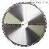 産業品質Tctは切断のステンレス鋼の管については鋸歯を