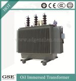 Oil Immdersed Distribution 33kv Low Voltage Transformer 2000kVA