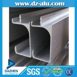 Het Profiel van het Aluminium van het Handvat van G van de Keukenkast van de kast