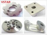 Часть CNC верхнего качества подвергая механической обработке для радиотехнической аппаратуры и машинного оборудования