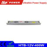 12V 33A 새로운 LED Ultra-Thin 전력 공급 세륨 RoHS Htb 시리즈