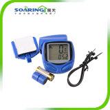 Velocímetro impermeável sem fio do odómetro do computador da bicicleta do LCD