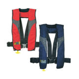 セリウムの公認の自動150n膨脹可能な救命胴衣のライフジャケット