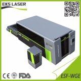 Máquina de cortar metal de bajo precio para la venta en la máquina de corte láser de fibra de Eks