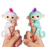 بيع بالجملة مزح [وووّ] تحاوريّ سمية طفلة قرد جديد إصبع لعبة