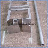 OEM CNC van de Delen van het Staal de Noot van de Kabel van de Delen van Machines