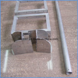 OEM 강철은 CNC 기계 부속품 케이블 견과를 분해한다
