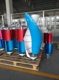 groupe électrogène de /Wind de turbine de vent d'axe de 100W Vawt Verticle (100W)