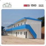 Экономичная подгонянная дом сандвича Prefabricared стальной структуры спальни модульная Prefab домашняя