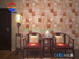 Papier peint décoratif à la maison de la brique 3D