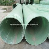 Gre FRP Fiberglas-zusammengesetztes Epoxidharz-Wasserbehandlung-Rohr