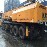 Poucas Horas e a quilometragem do veículo usado Crane boas condições de trabalho 80 Ton Nk800 Kato usado veículo rolante