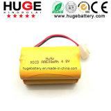 bateria Ni-CD de 4.8V AA 600mAh