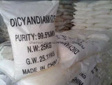 Weißes KristallCyanoguanidine DCDA Dicyandiamide