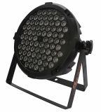 Алюминий плоский светодиодный PAR лампа 80 светодиодов