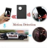 Mini câmara de segurança da G/M, de alarme de PIR rede da G/M da sustentação da câmera e GPRS X9009