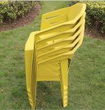 Горячая продажа пластиковый стул для использования вне помещений стул обеденный стол и стул наращиваемые Председателя