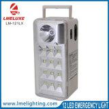 Indicatore luminoso Emergency ricaricabile portatile con la funzione della carica del telefono delle cellule