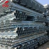 Tubo de acero galvanizado sumergido caliente con el galvanizado 300G/M2