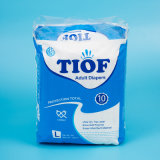 ISO9001 Precio barato Ultra espeso Abdl desechables pañales para adultos