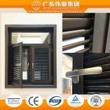 Het Aluminium van Weiye/het Openslaand raam van het Aluminium/van de Luifel Aluminio met de Bladen van de Folie van de Lucht