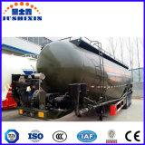 W Type 50cbm de 60cbm Bulk Semi Aanhangwagen van de Tractor van de Vrachtwagen van de Tanker van het Cement