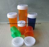 Child-Resistant пластмасса PP упаковывая пробирку