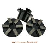 Штепсельная вилка диаманта Floorex меля для конкретного точильщика