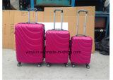 セットされる2018の美しいABS旅行様式の荷物のトロリースーツケース袋箱