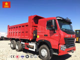 De Vrachtwagen van de Stortplaats van Sinotruk HOWO A7 371HP 6X4