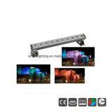lampada di 3in1 RGB LED Wallwasher con l'indicatore luminoso lineare della rondella della parete di prezzi competitivi LED