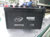 Boa bateria padrão começando do automóvel do RUÍDO 12V 60ah do desempenho