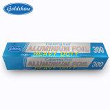 Mayor fabricante de China 8011 grueso papel de aluminio
