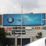 ビデオ・ディスプレイスクリーンを広告するCkgled P16屋外のフルカラーLED