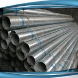 Tubo del hierro, tubo y ángulo, barra hueco de acero de los Ss