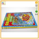 Libro de niños Softcover de encargo de la alta calidad Prinitng