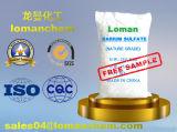 Anti-Radiation Natuurlijke Sulfaat van het Barium voor Industriële Rang