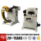 Alimentatore del raddrizzatore di automazione con il servo rullo di Nc in macchina della pressa (MAC3-600)