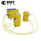 Kietのブランドの熱い販売法600トンの二重代理の水圧シリンダ
